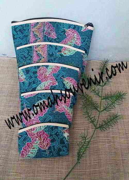 Dompet Batik Beranak 5