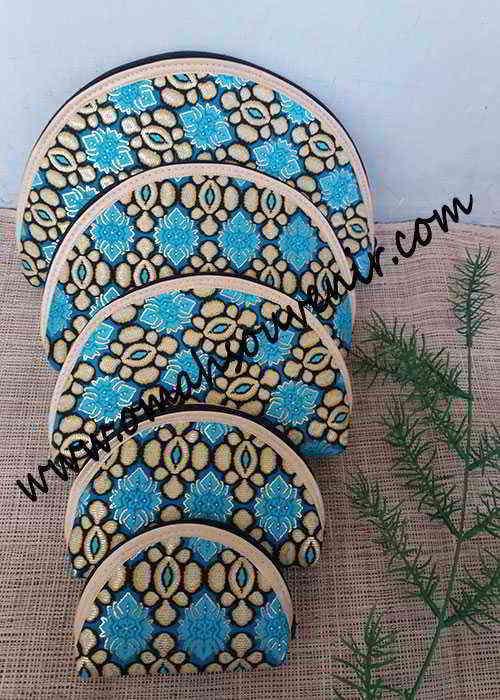 Dompet Batik Pelok Isi 5